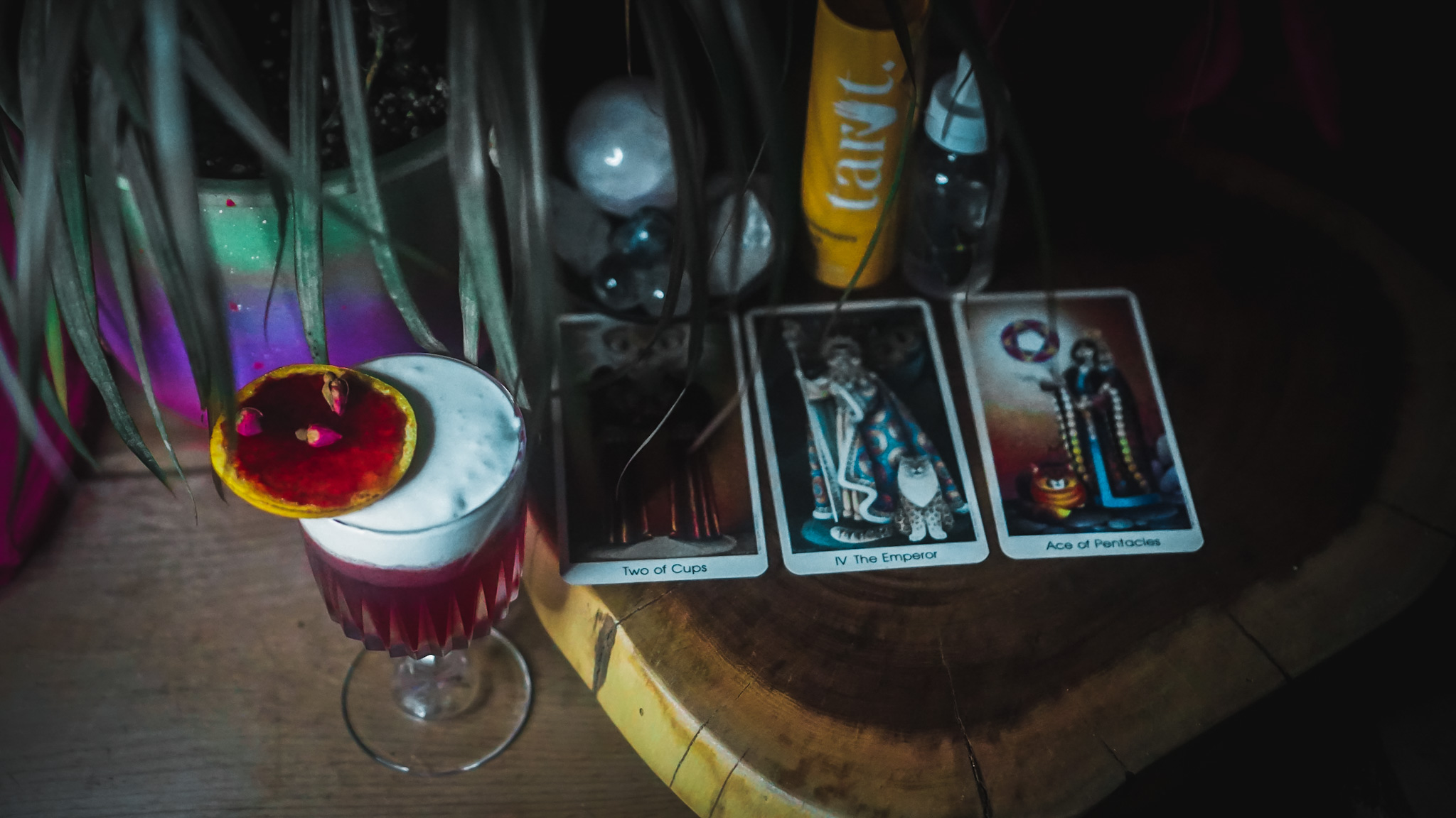 Mocktail Time